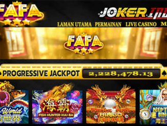 Daftar Game Fafaslot Slot Online Indonesia