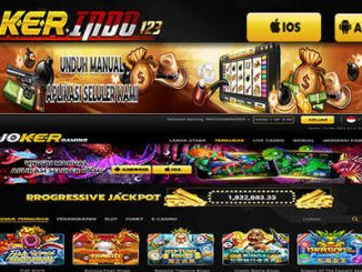 Daftar Slot Online Joker Gaming Indonesia