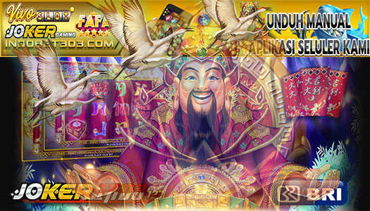 Slot Joker Deposit 24 Jam Bank BRI